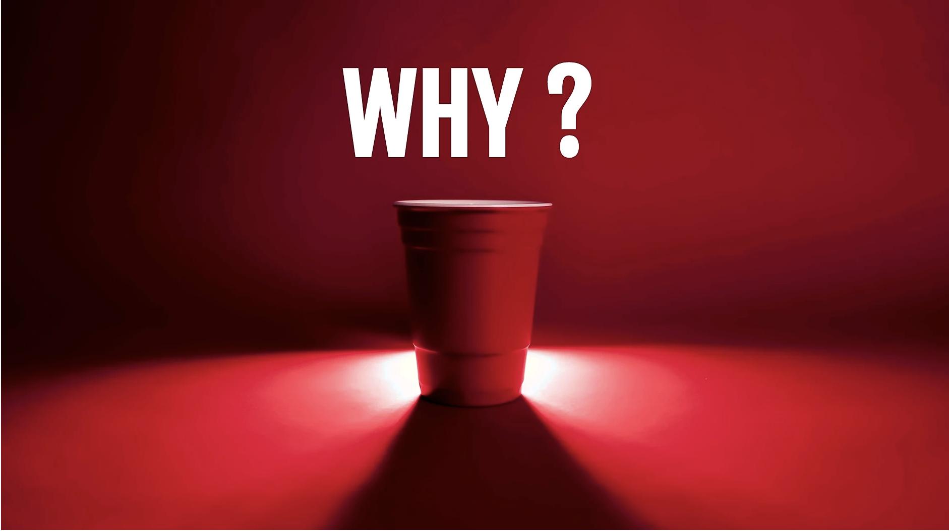 ทำไมต้องเรดคัพ? | Why Red Cup?