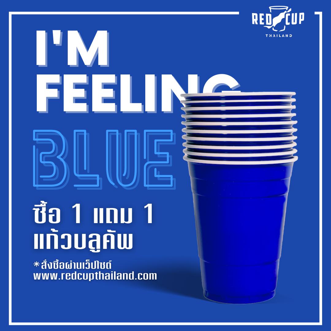 Promo : Feel Blue